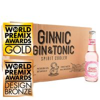 Ginnic Rose (24x275ml Case)